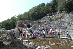 Excursions evenementes en Albanie
