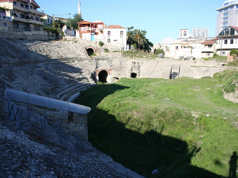 Besuchen Sie Durres Albanien