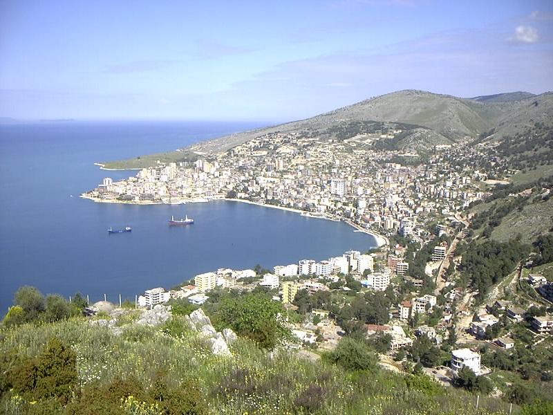 Besuchen Sie Saranda Albanien