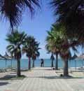 Durres Beach, Albania