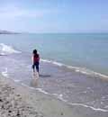 Spiaggia dell' Adriatico Albania