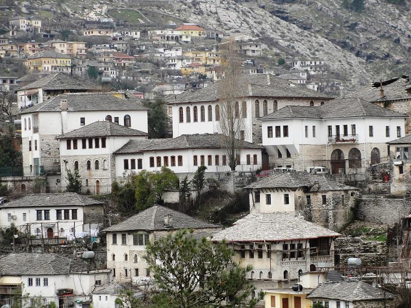 Visit Gjirokastra Albania