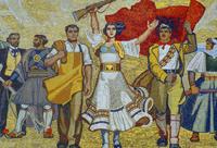 """Albanien – """"Die beginnend von"""" Tour"""