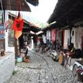 Kruja bazar, tour