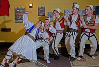 Albanian folklore tour