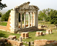 visit Apollonia, Albania