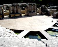 visit Butrint, Albania